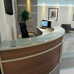 Reception Desks (2)