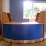Reception Desks (3)